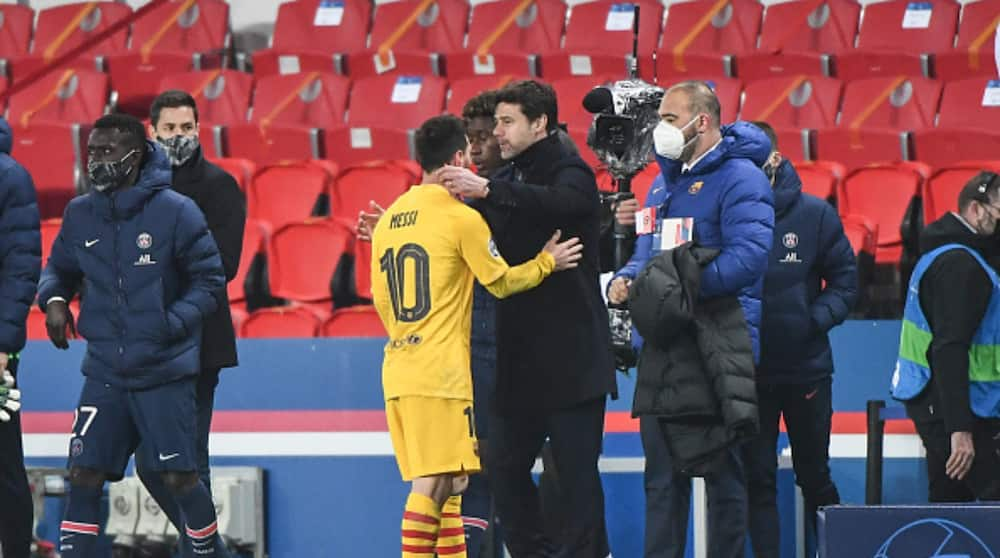 PSG Manager Mauricio Pochettino Finally Reveals How His Side Were Able to Sign Lionel Messi