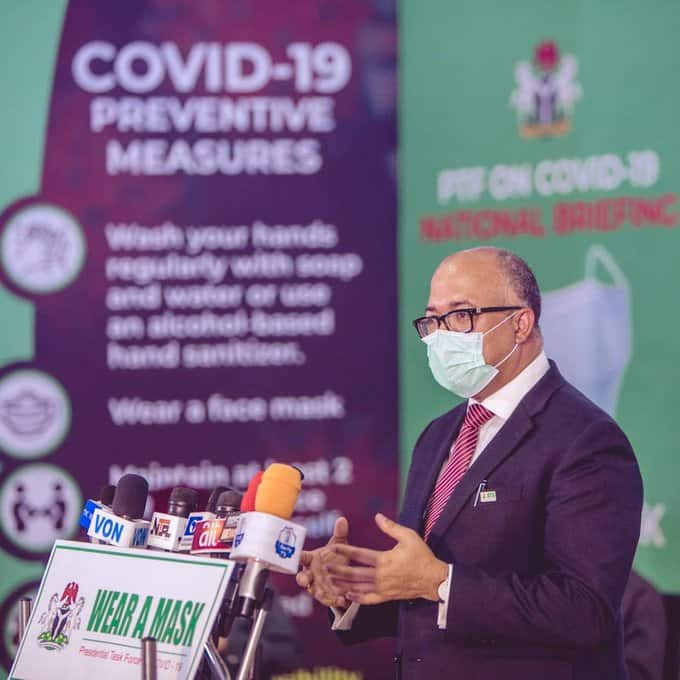 NCDC announces 176 new cases of Covid-19 in Nigeria, total now 55,632