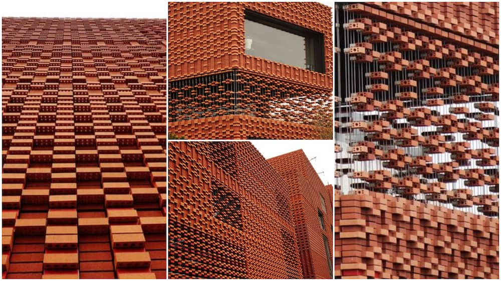 Amazing architectural design in China done with fine breaks wows people, photos causes frenzy