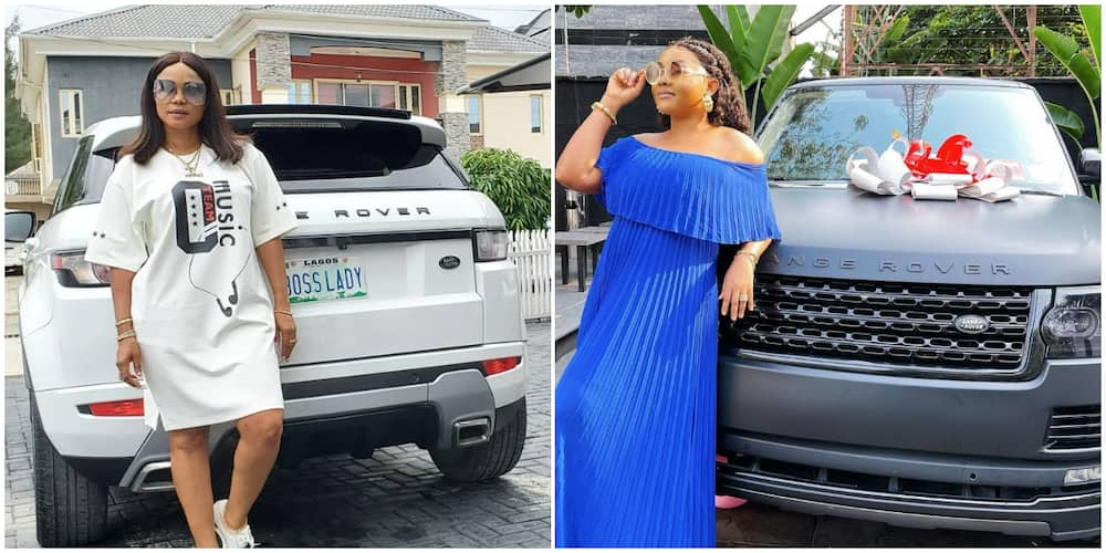 Competing is getting old, Iyabo Ojo writes, fans speculate she's shading colleague Mercy Aigbe