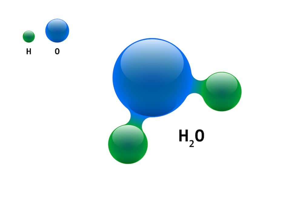 Special properties of water