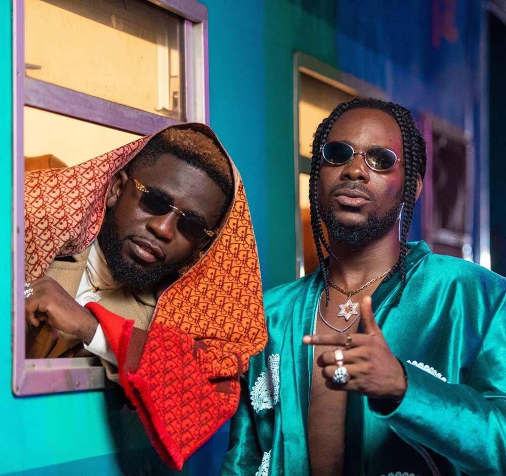 Bisa Kdei & Adekunle Gold - Adiza download
