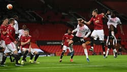 AC Milan earn late draw in Europa League last 16 fixture against Man United at Old Trafford