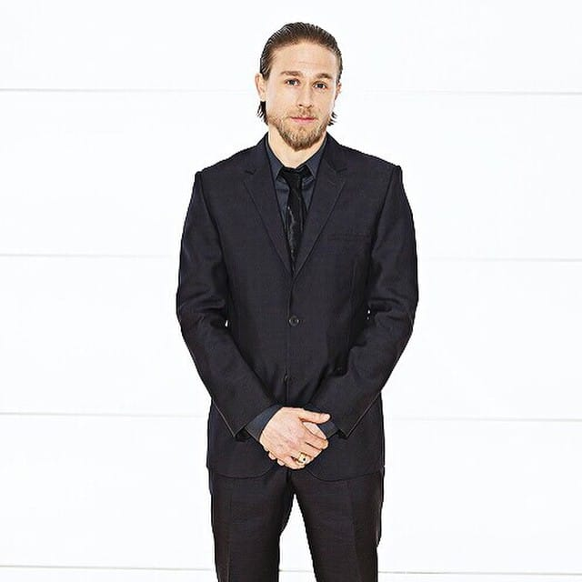 Charlie Hunnam young