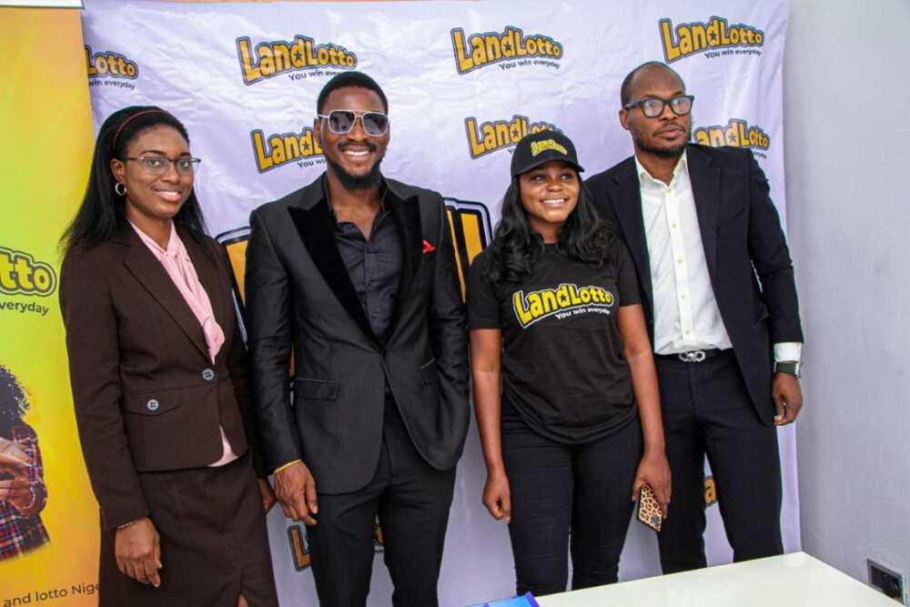 LandLotto Unveils Popular TV Reality Star Tobi Bakre as Brand Ambassador