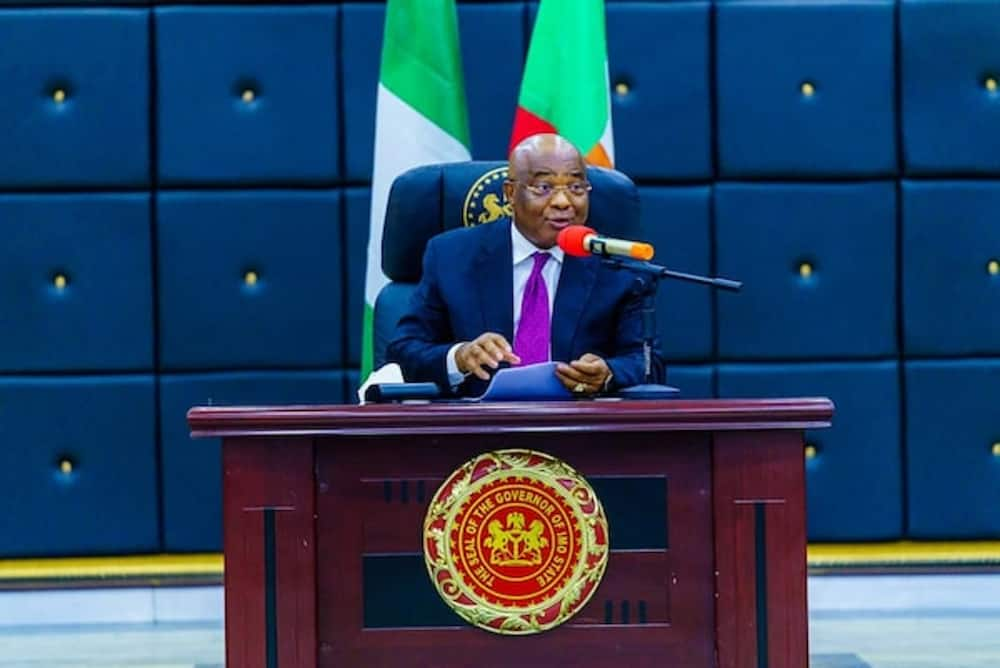 Governor Uzodinma Finally Reveals Why His Country Home Was Razed by Hoodlums