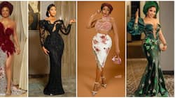 How to steal the show at weddings: 13 celebrities slay in hot asoebi styles