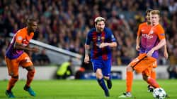Pogba missing as Messi tops stunning list of 10 best attacking midfielders in the world