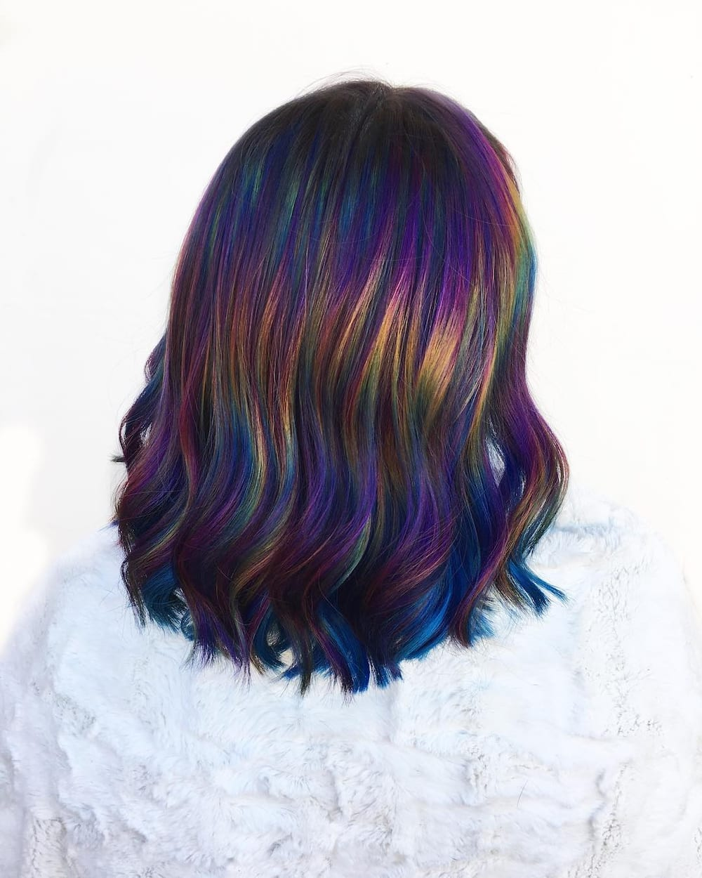 25 Galaxy Hair Color Ideas To Try In 2019 Legit Ng
