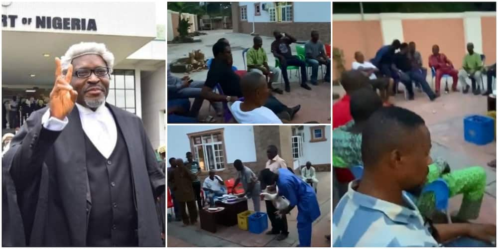 Actor Kanayo O Kanayo's people celebrate him for being the first lawyer from their community