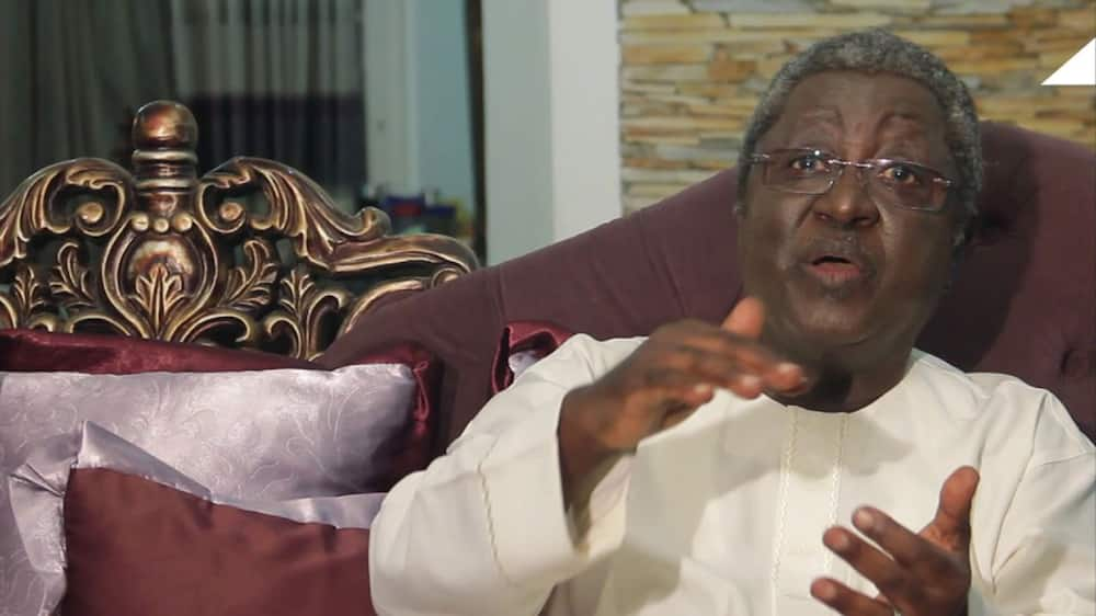 Middle Belt don't want to be part of the core north, we are being oppressed, says Jonah Jang