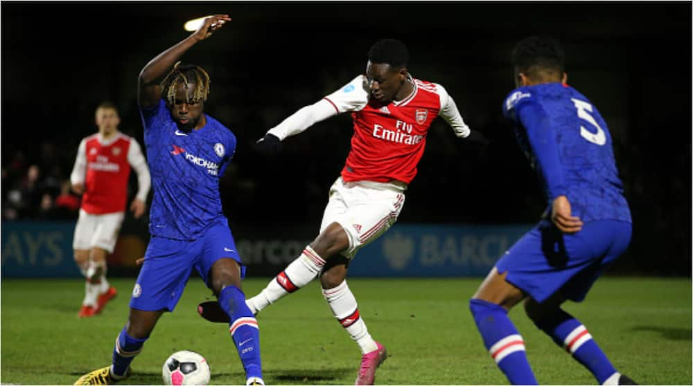 Folarin Balogun: Arsenal youngster to leave as free agent with Liverpool keen on move