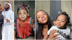 Davido and Chioma celebrate their son Ifeanyi with adorable photos as he clocks 2 years