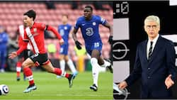 Arsene Wenger names 3 Chelsea players to blame for Blues' draw vs Southampton