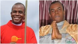 Just in: Catholic archbishop reveals Father Mbaka's real offence