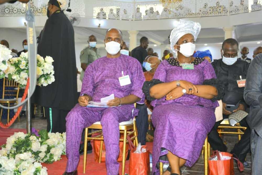 Amaechi pays tributes to late brother, Dede Charles Amaechi