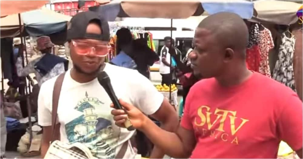 I met my biological father for the first time on a bus to Yendi at age 19 - Young man reveals
