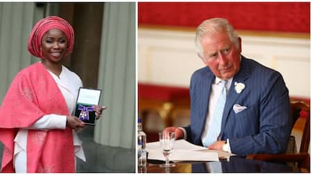 British Prince makes 43-year-old Nigerian lady Royal Director; she has worked with them for 13 years