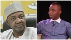 RevolutionNow: Ex VP Namadi Sambo speaks on alleged association with movement, support for Sowore