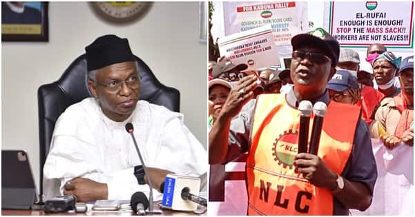 Tension As NLC President Dares Governor El-Rufai After Being Declared