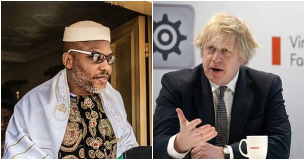 Tension as UK receives letter to extradite Nnamdi Kanu to Nigeria over terrorism