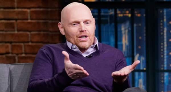 All you need to know about Bill Burr: age, wife, daughter and comedy albums