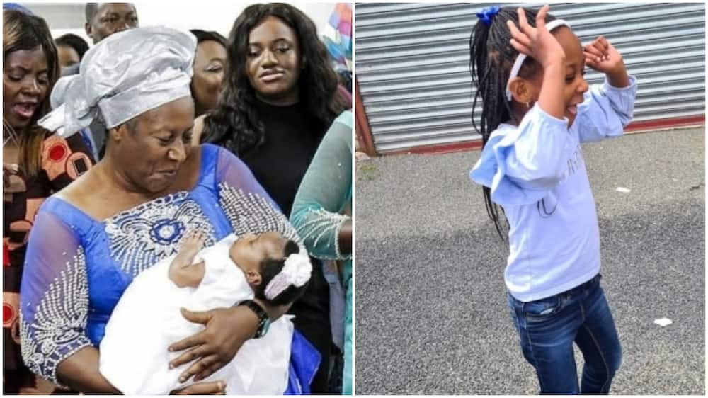 Patience Ozokwor reveals her granddaughter is her birthday mate as she anticipates their big day