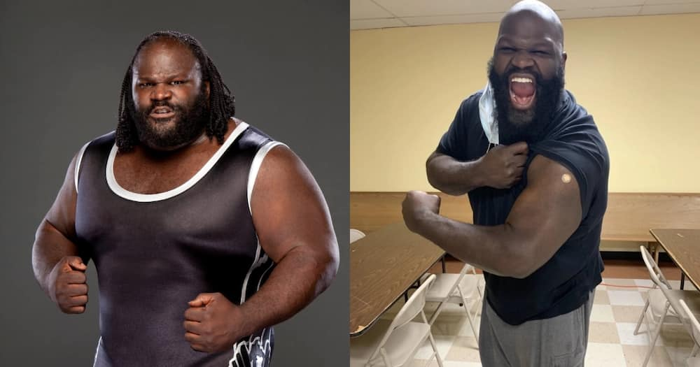 WWE legend Mark Henry looks completely unrecognisable after losing almost 40kgs