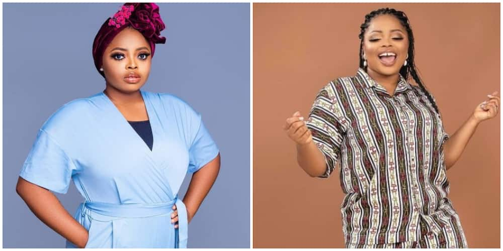 If You Can't Afford it, Don't Do it: Olayode Juliana Advises Fans Against Expensive Weddings