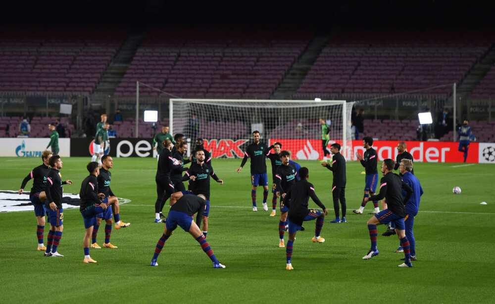 Marc-Andre Ter Stegen, 3 other Barcelona stars sign new long term deals