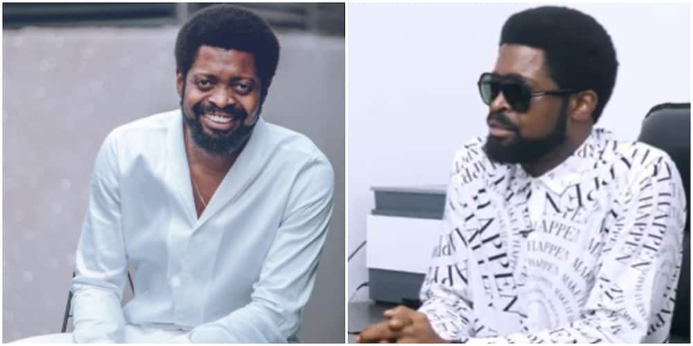 Comedian Basketmouth reveals what he would do if he was president for 1 week (video)