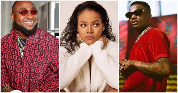 Rihanna Listens To Wizkid S Ojuelegba Tunde Ednut Urges Her To Do More Of Davido Legit Ng Fondly known as laycon, the young lad beat 19 other housemates to be crowned the winner of this year's reality television show. rihanna listens to wizkid s ojuelegba