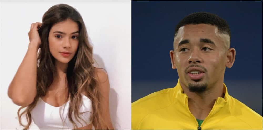 Meet beautiful digital influencer who turned down a politician to date Man City star
