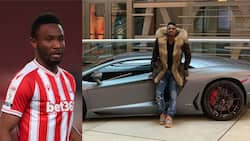 Obafemi Martins ahead of Mikel, Musa in the list of Nigerian footballers with the most expensive cars