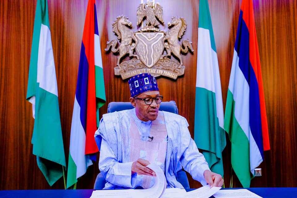 Nigeria at 60: Buhari addresses Nigerians on Independence Day (full speech)