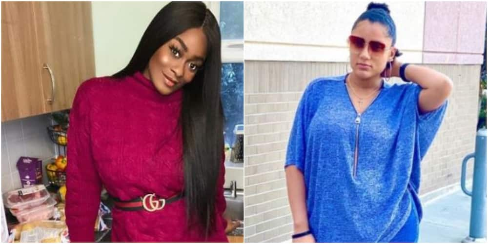 BBNaija 2018 star Uriel and Gifty reconcile after almost 2 years