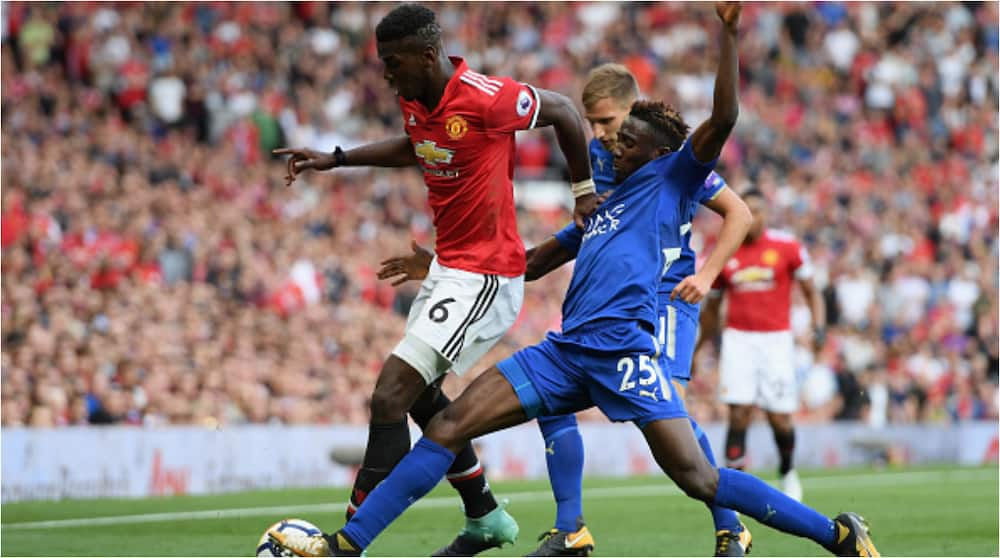 Desperate Manchester United Name Nigerian Midfielder Among 3 Players They Want to Replace Paul Pogba
