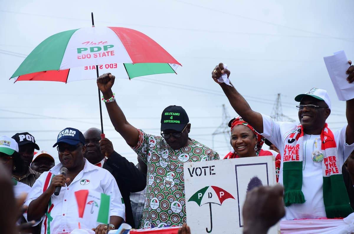 Edo PDP: Never a good time to play Russian roulette by David Ude - Latest News in Nigeria & Breaking Naija News 24/7 | LEGIT.NG