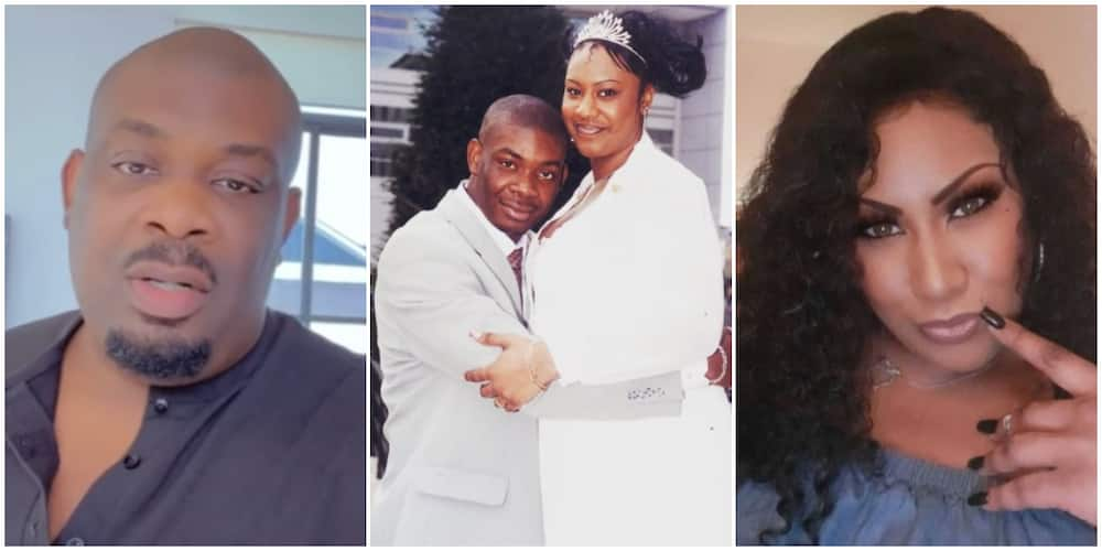 Don Jazzy Shares Photos as He Reveals He was Once Married, Got Divorced after 2 Years