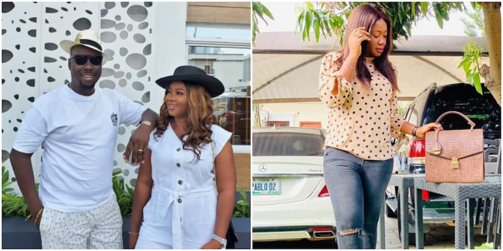 Chairman Cubana group Obi appreciates wife says he's blessed to have her