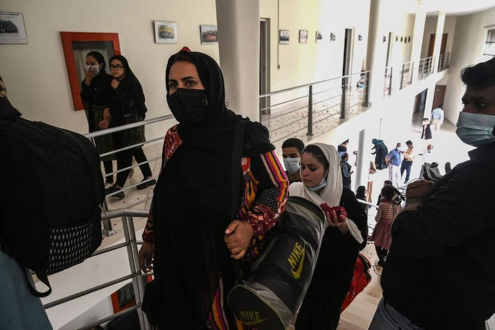 Huge relief rescued Afghanistan women's national football team given asylum in Portugal