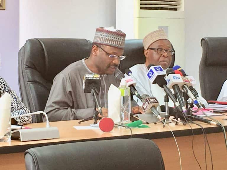 INEC sends a message to APGA, APC, Others as the Anambra poll draws near.
