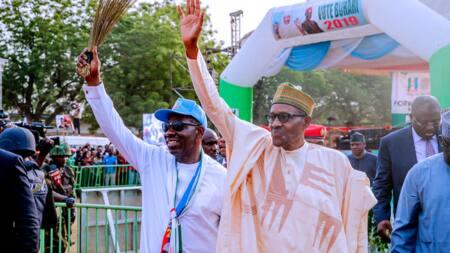 Breaking: Why I missed presidential debate - President Buhari