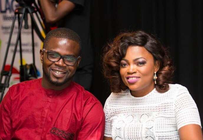 Funke Akindele and husband JJC Skills welcome twins together