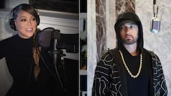 Mariah Carey impersonates Eminem again on 12th anniversary of 'Obsessed'