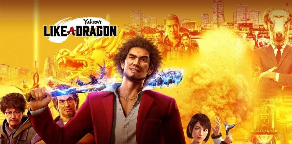 best looking yakuza game