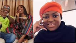 I'm going to scatter everything, I'm done: Annie Idibia in tears, claims 2baba sneaked to US to see Pero