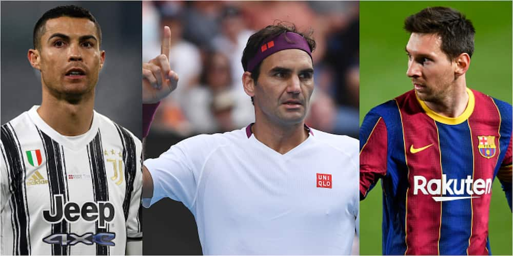 Top 10 highest paid celebrities in 2020: Messi Ronaldo, fall behind Federer