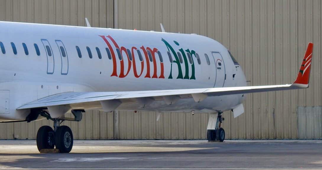 Ibom Air: AILM, YDP guber candidate disagree over airline operations - Legit.ng
