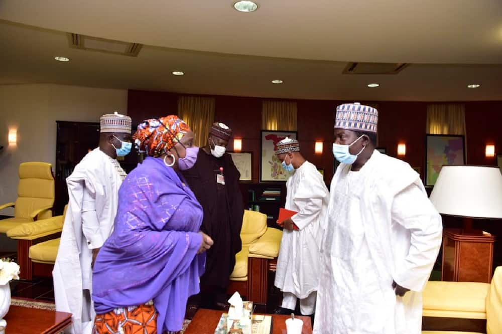 Northern governors hold emergency meeting in Kaduna state